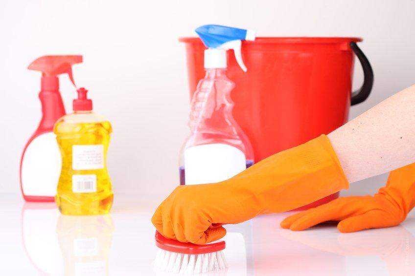 produits de nettoyage et d'assainissement