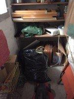 objets à débarrasser