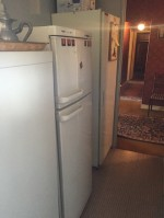 débarras réfrigérateur