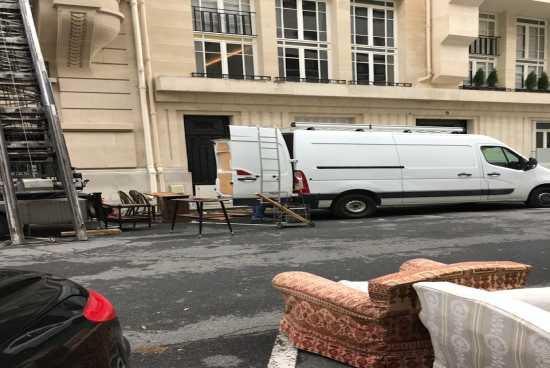 Vider un appartement à Paris