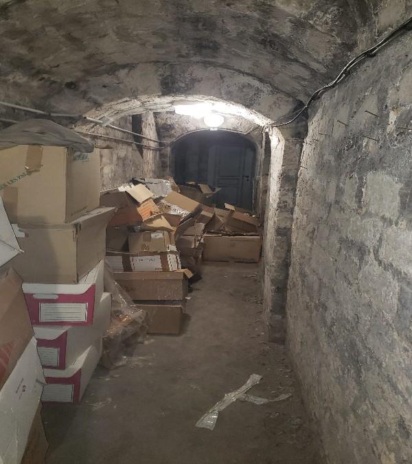 débarras appartement et cave